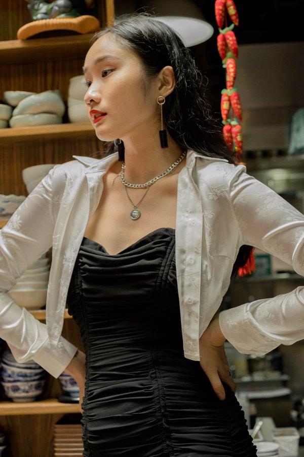 Oriental Shirt in White