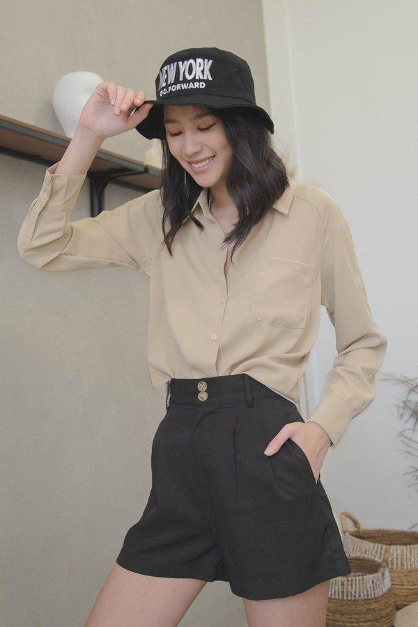 Crossbreed Shorts in Black
