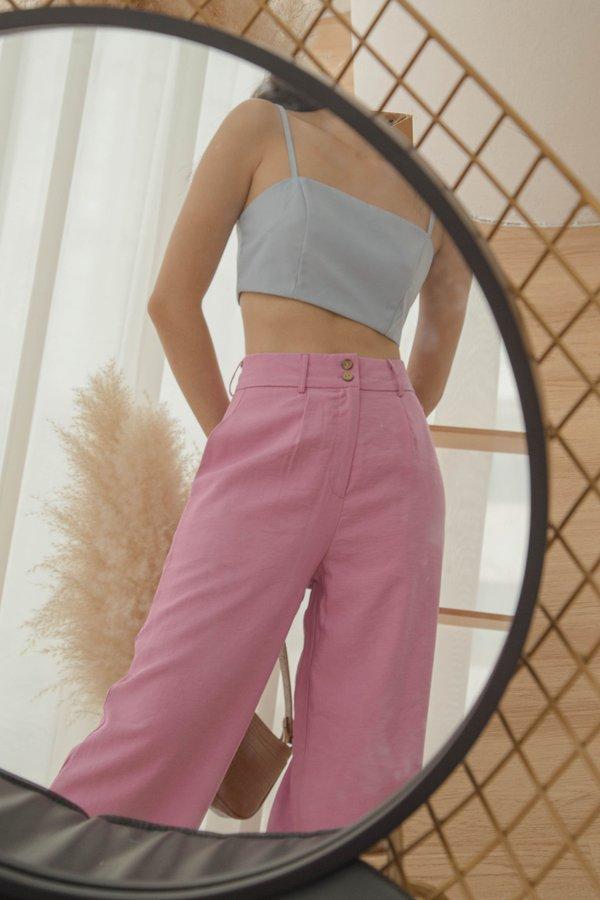 Duplicate Pants in Carnation Pink