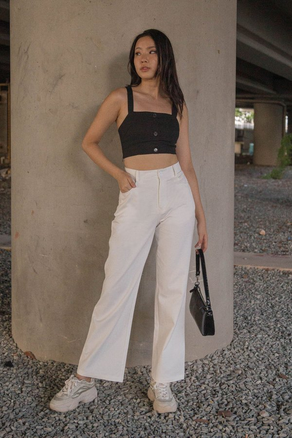 In My Element Pants in White