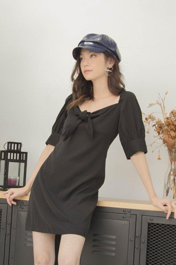 Dream On Dress in Black