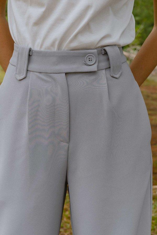 Vocational Pants in Smoke Grey