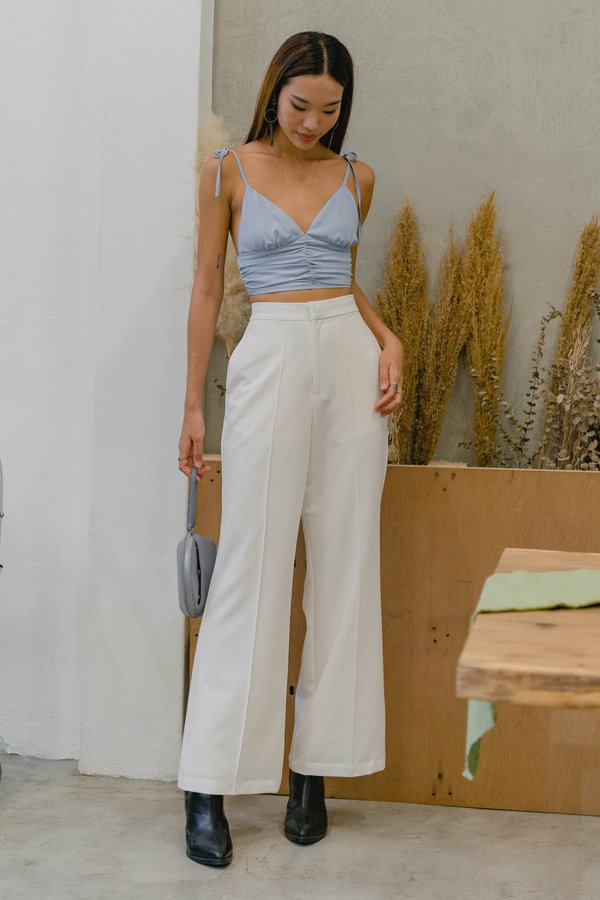 Good To Go Pants in White