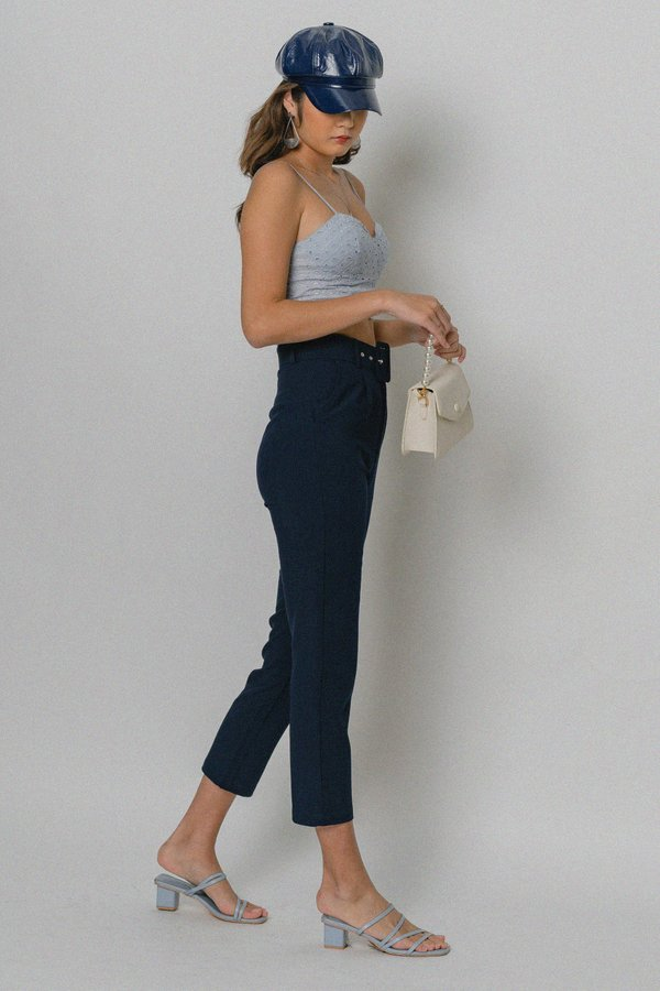 Collective Pants in Navy