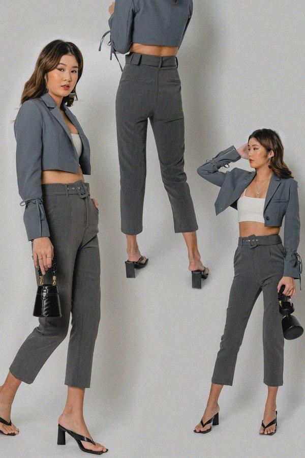 Collective Pants in Medium Grey