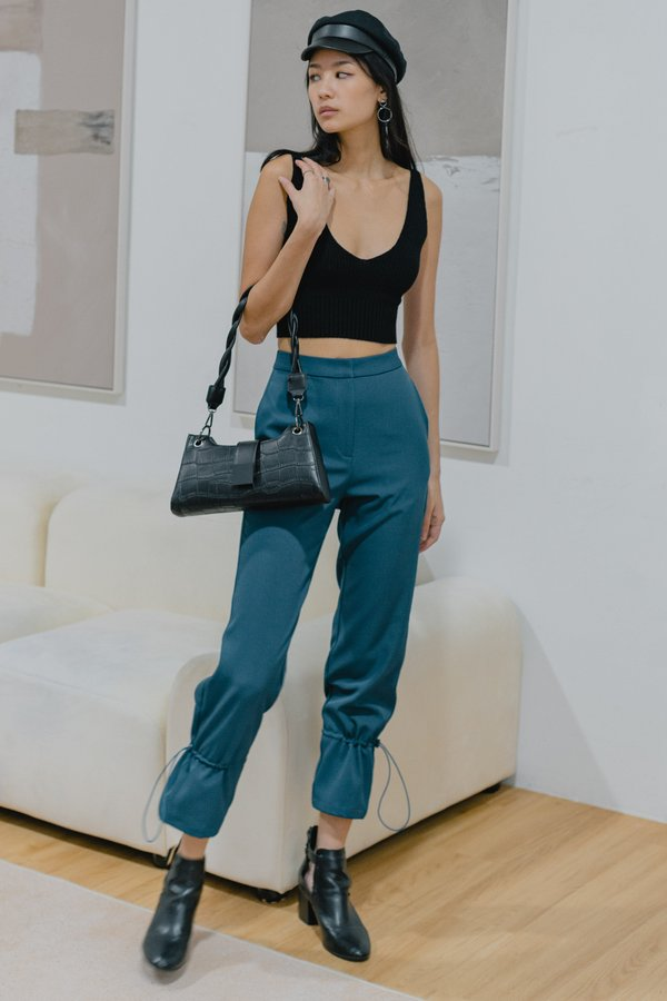All The Better Pants in Teal