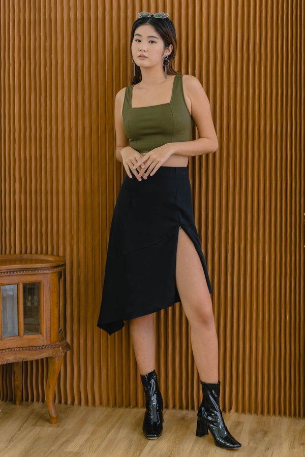 Cutting Edge Skirt in Black
