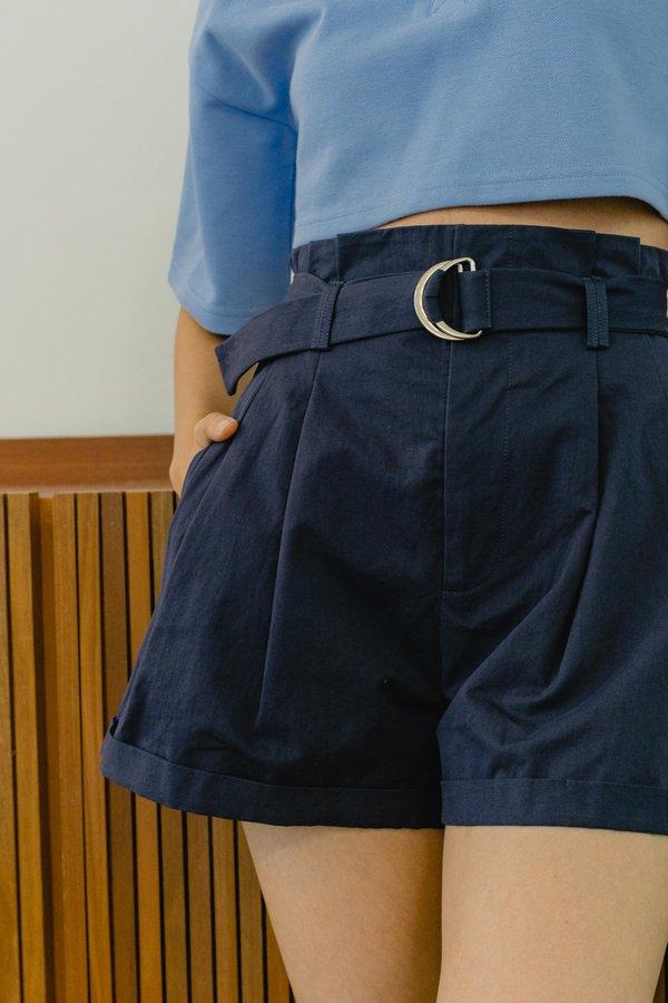 Bag It Up Shorts in Depths Blue