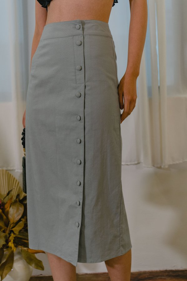 Essence Skirt in Valley Grey
